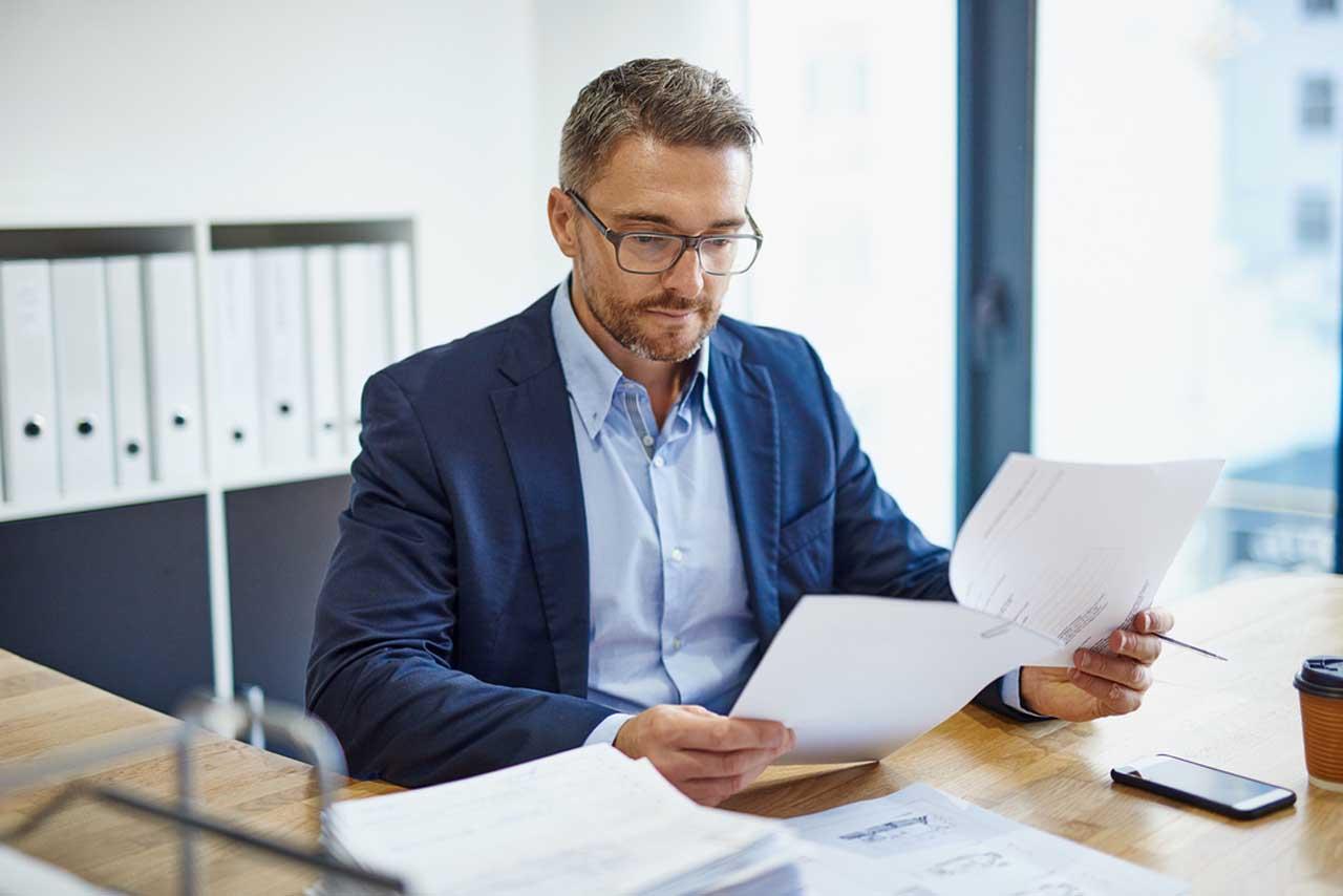 Como otimizar processos com a administração de documentos?