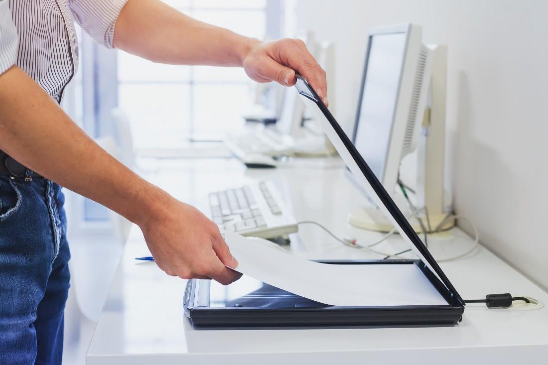 Como capturar, digitalizar e armazenar os documentos físicos? Descubra agora!