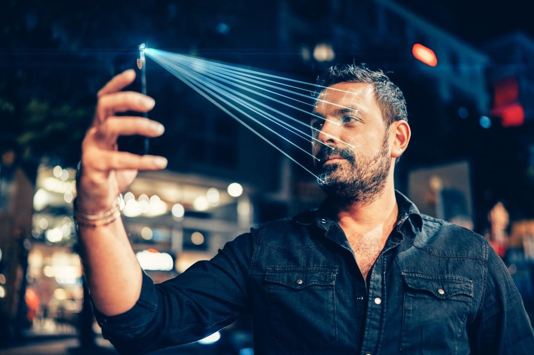 Como a tecnologia Face Match ajuda no processo de credenciamento de clientes?